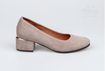 Женские туфли Ilona 545-454 visone