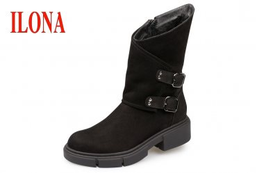 Зимние женские ботинки Ilona 659-Br6