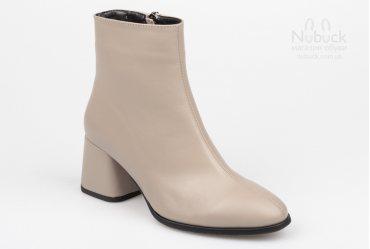 Демисезонные женские ботинки Lirio HB302 beige