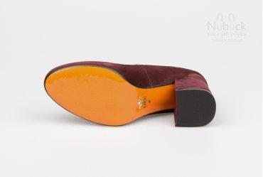 Женские туфли Lirio T42 maroon
