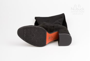 Демисезонные женские сапоги-чулки Lirio VS129 bs