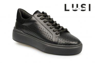 Lusi Lu01-1 black perf