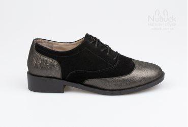 Женские туфли Morento 2026-2106 graphite