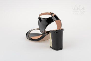 Женские босоножки Morento 267-555 black