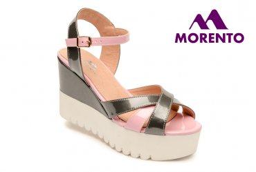 Женские босоножки Morento 5508-5167 grey
