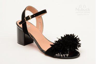 Женские босоножки Morento 601-6143 black