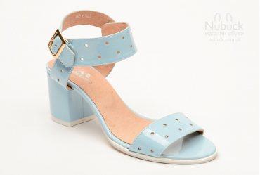Женские босоножки Morento 601-6163 blue