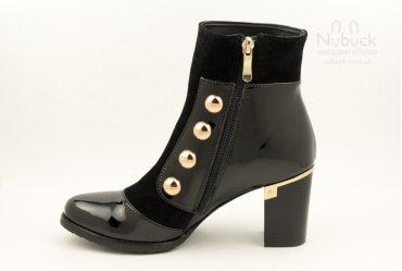 Демисезонные женские ботинки Morento 615-6140 bs