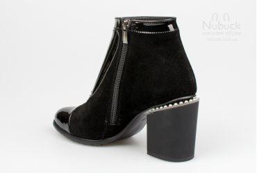 Демисезонные женские ботинки Morento 615-6201 bs