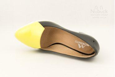 Женские туфли Morento 8051T-8104 yellow