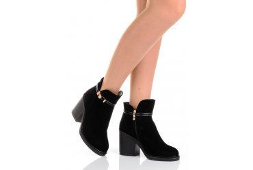 Зимние женские ботинки Morento 8055-8179 bs