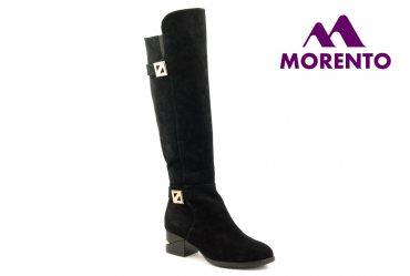 Зимние женские сапоги Morento A005-4129