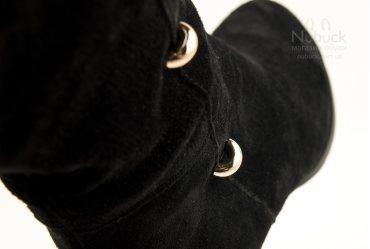 Демисезонные / зимние женские сапоги Morento A005-415-2