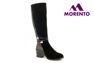 Зимние / демисезонные женские сапоги Morento A005-485-3