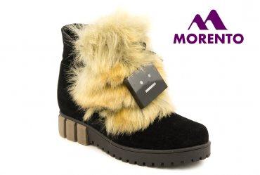 Зимние женские ботинки Morento AL-1125