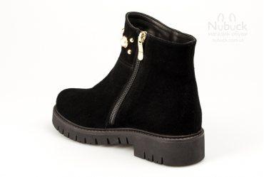 Зимние женские ботинки Morento AL-1176 bs