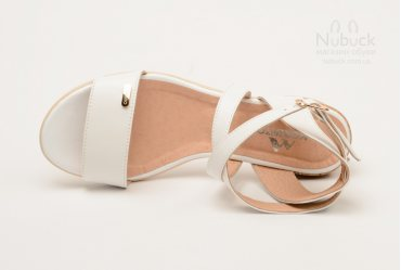 Женские босоножки Morento C312-3170 white