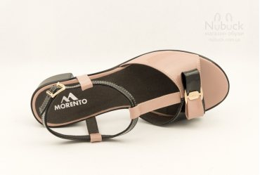Женские босоножки Morento C312-364 beige