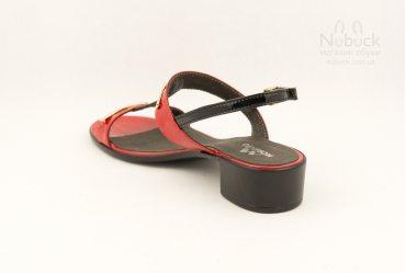 Женские босоножки Morento C312-351 red