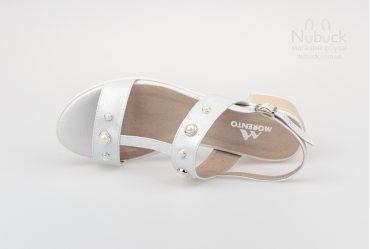 Женские босоножки Morento C312B-351 white