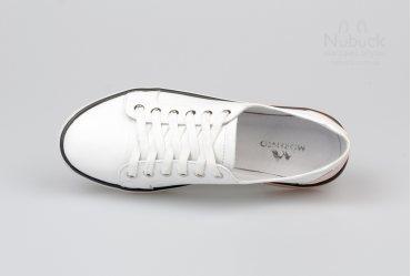 Женские кеды Morento L7-099 white