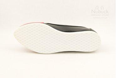 Женские туфли (балетки) Morento TGT-039 red