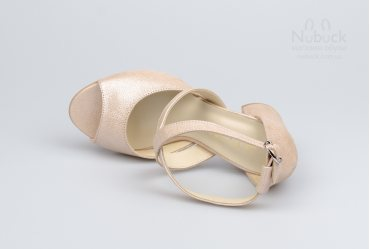 Женские босоножки Nivelle 1815 beige