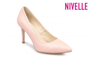 Женские туфли лодочки Nivelle 1845 powder
