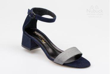 Женские босоножки Nivelle 1854 blue