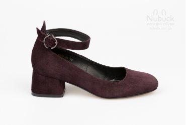 Женские туфли Nivelle 1921 plum