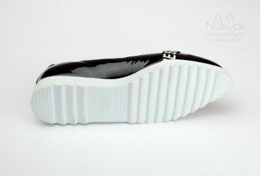 Женские туфли (балетки) Roberto Netti 1751 black