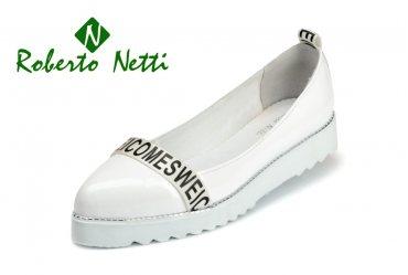 Roberto Netti 1751 white