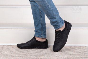 Комфортные мягкие мужские туфли Rodds Quechua