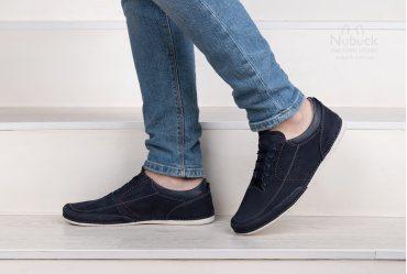 Комфортные мягкие мужские туфли Rodds Quechua NB