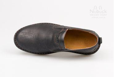 Комфортные мягкие мужские туфли (мокасины) Rodds Apache