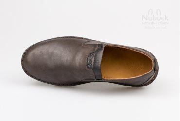 Комфортные мягкие мужские туфли (мокасины) Rodds Apache WB
