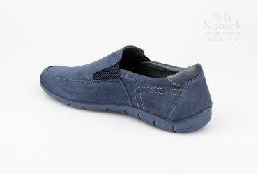Мягкие мужские туфли (мокасины) Rodds Camper NB