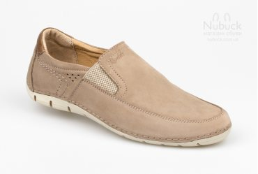 Мягкие мужские туфли (мокасины) Rodds Camper LS