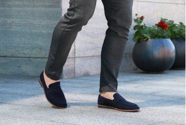 Комфортные мужские туфли (мокасины) Rodds Metropolitan CB