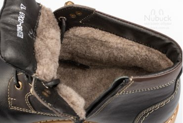 Демисезонные / зимние мужские ботинки Rodds Rockman