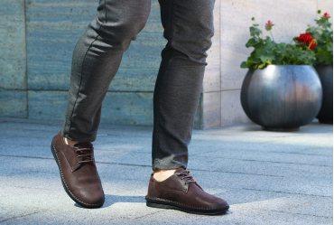 Комфортные мягкие мужские туфли Rodds Tomahawk WB