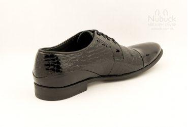 Классические мужские туфли Rondo 102-30