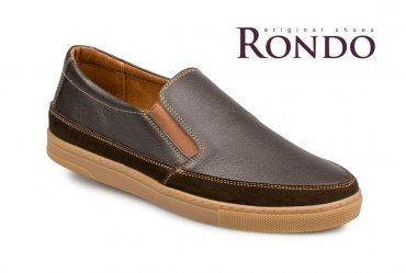 Мужские слипоны Rondo 165-46