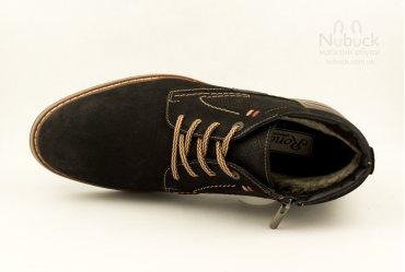 Демисезонные / зимние мужские ботинки Rondo 322-4