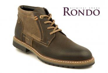 Демисезонные / зимние мужские ботинки Rondo 322-91