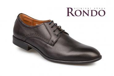 Классические мужские туфли Rondo 74-0069