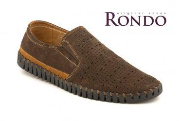 Летние мужские мокасины Rondo 742-94