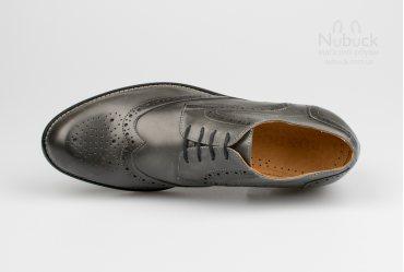 Мужские туфли броги Rondo 916-058