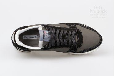 Повседневные мужские кроссовки Shamrock 10.104 black