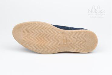 Летние комфортные мужские туфли Shamrock 10.10 p blue